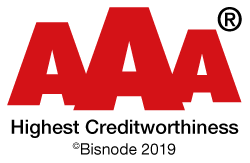 MoVal has the highest AAA credit rating.